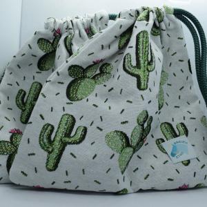 Housses d'étriers – la paire – cactus